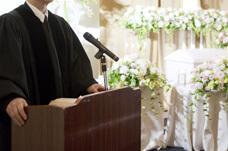 「キリスト教」の葬儀に参列するときのマナー class=