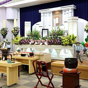 一般的な葬儀の流れ【4】告別式 class=