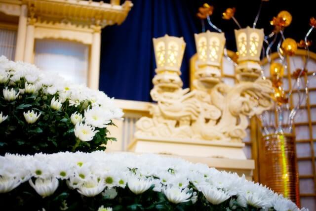 一般的な葬儀の流れ【3】通夜 class=