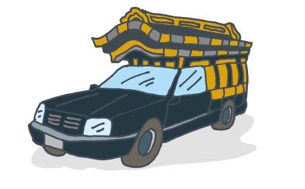 【葬儀に必要な車】寝台車と霊柩車の違いとは? class=