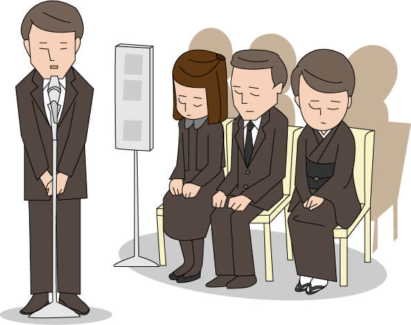 【葬儀のマナー】弔辞をお願いされたときはどうすれば? class=