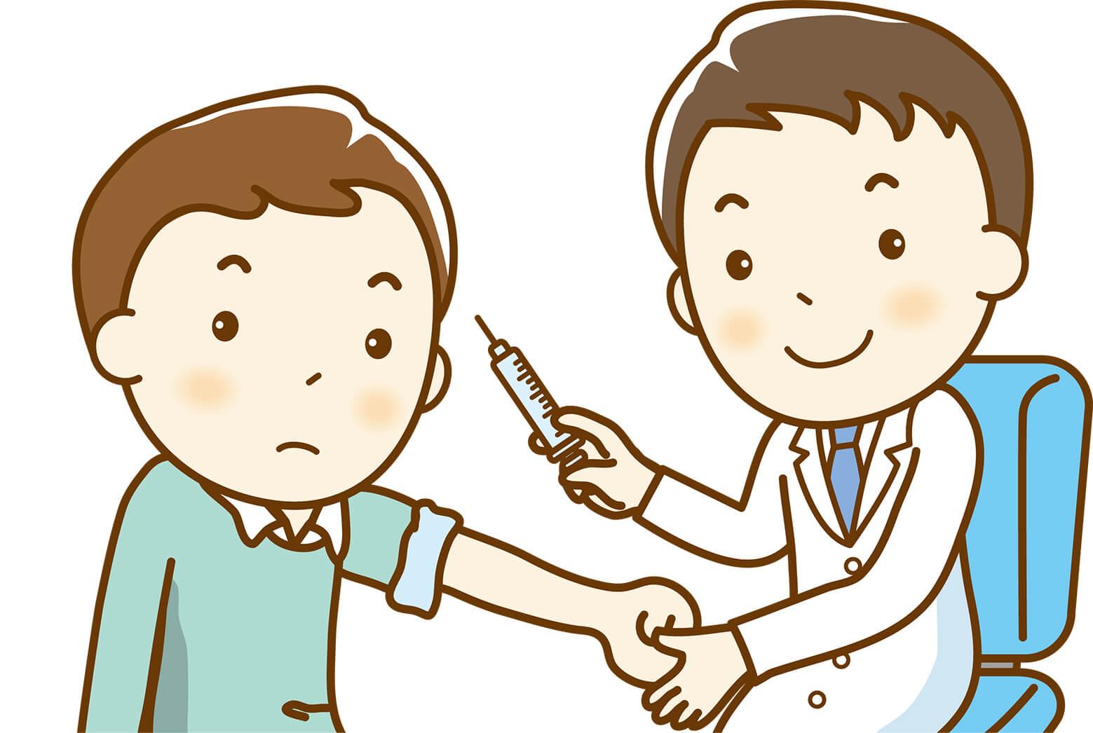 高齢者は確認を!インフルエンザの予防接種に自治体の補助があるケース class=