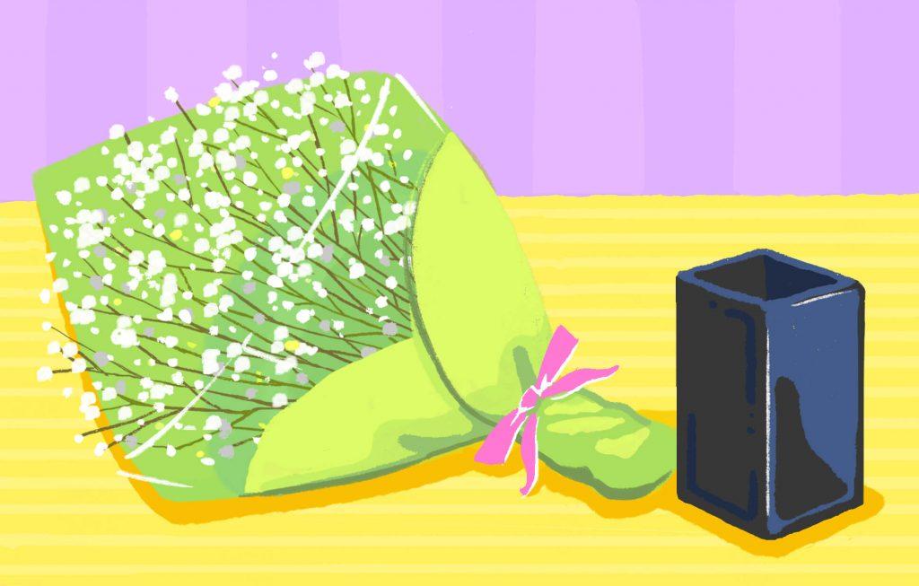 [父の終活と母の形見]  Vol.5 たくさんの花に彩られた母のお葬式